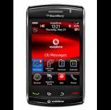 unlock Blackberry Odin 9550