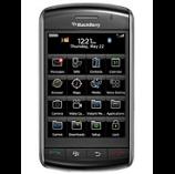 unlock Blackberry Storm 9530