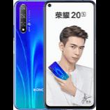 unlock Huawei Honor 20S