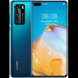 unlock Huawei P40 4G
