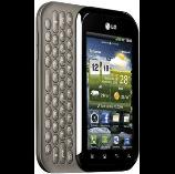 unlock LG Eclypse C800G