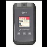 unlock LG KU450