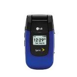 unlock LG LX150