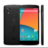 unlock LG Nexus 5 LTE D821