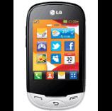 unlock LG T505 Ego