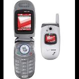 unlock LG VX5300