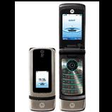 unlock Motorola K3 KRZR