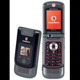 unlock Motorola V1100