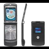 unlock Motorola V3 Black