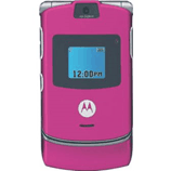 unlock Motorola V3 PINK