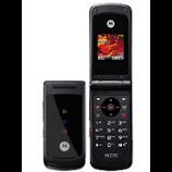 unlock Motorola W270