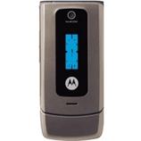 unlock Motorola W380
