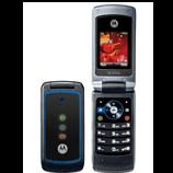 unlock Motorola W396