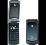 unlock Motorola W397v