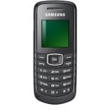 unlock Samsung E1080W