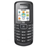 unlock Samsung E1085