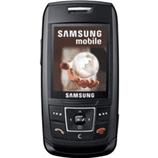 unlock Samsung E250V