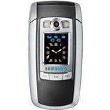 unlock Samsung E720C