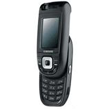 unlock Samsung E860