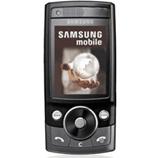 unlock Samsung G600