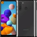 unlock Samsung Galaxy A21