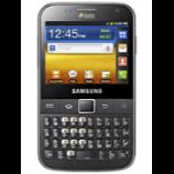 unlock Samsung Galaxy Y Pro Duos
