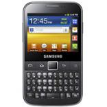 unlock Samsung Galaxy Y Pro