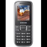unlock Samsung GT-E1230