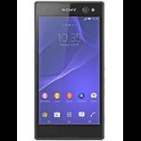 unlock Sony Xperia C3