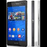 unlock Sony Xperia Z3v