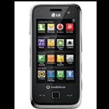 unlock LG GM750
