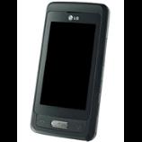 unlock LG KP502