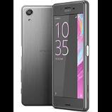 unlock Sony Xperia X